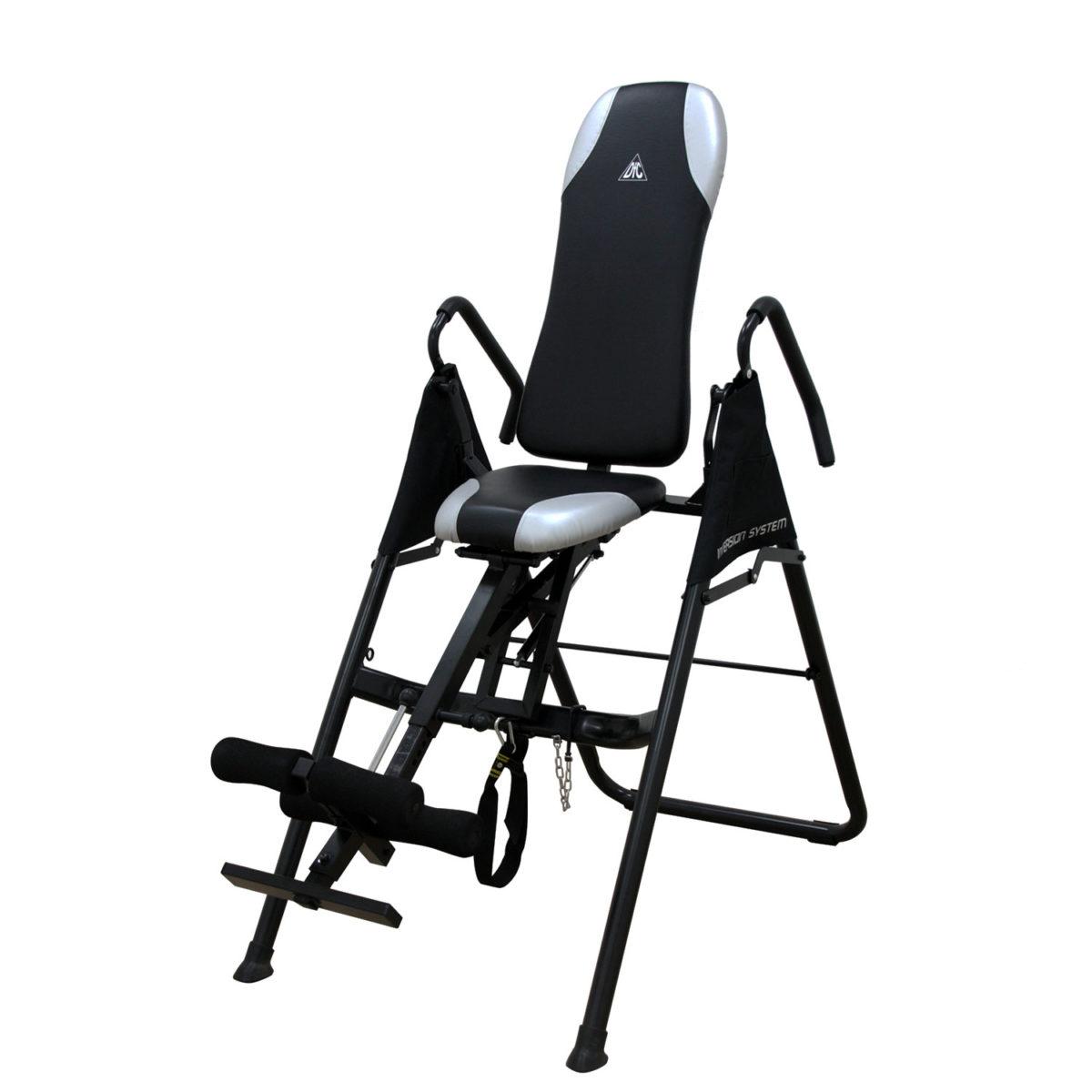 DFC Инверсионный стол с сиденьем складной SJ7200B - 5