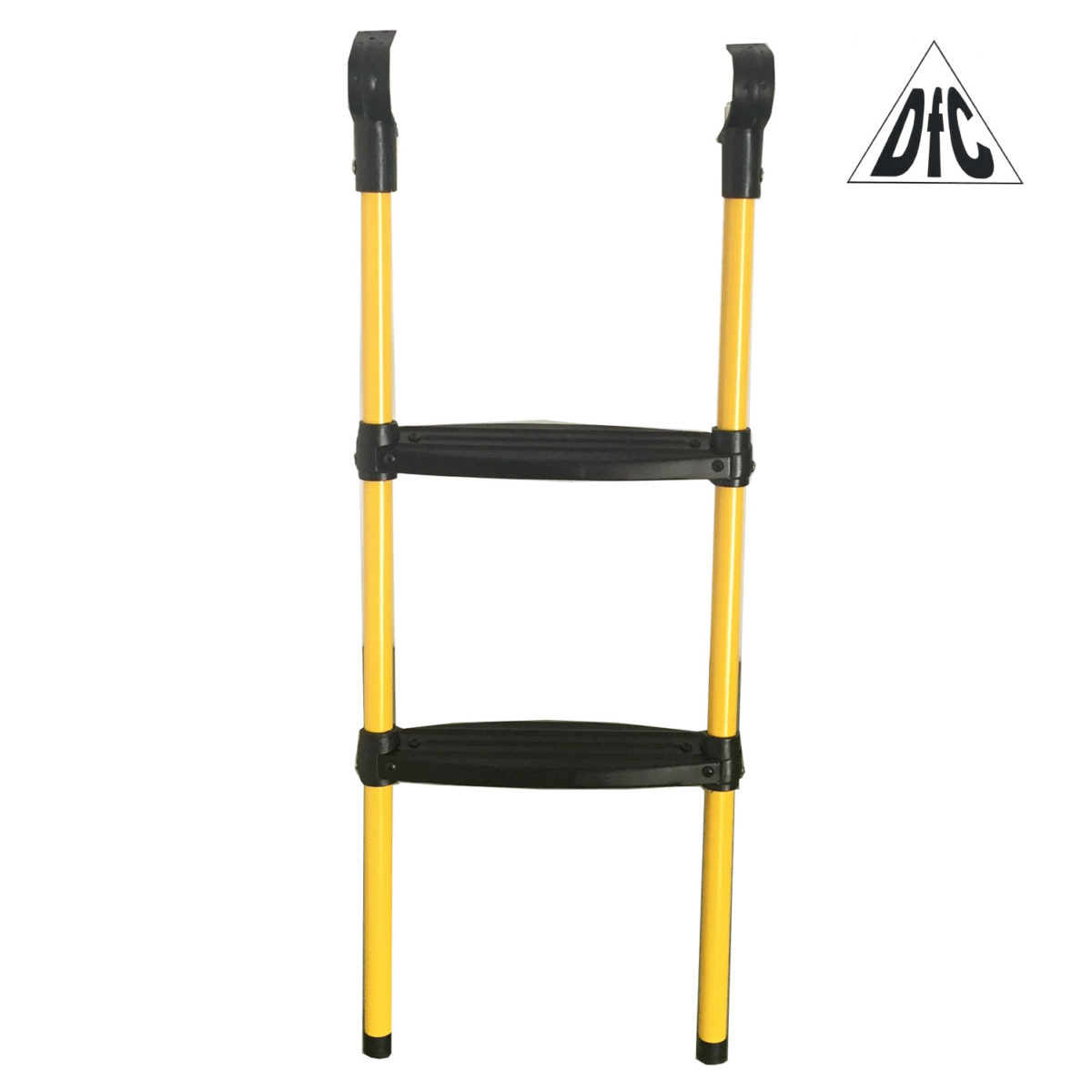 DFC Лестница для батута 6-10 футов (2ступ.) желтый  3STY6-10 - 1