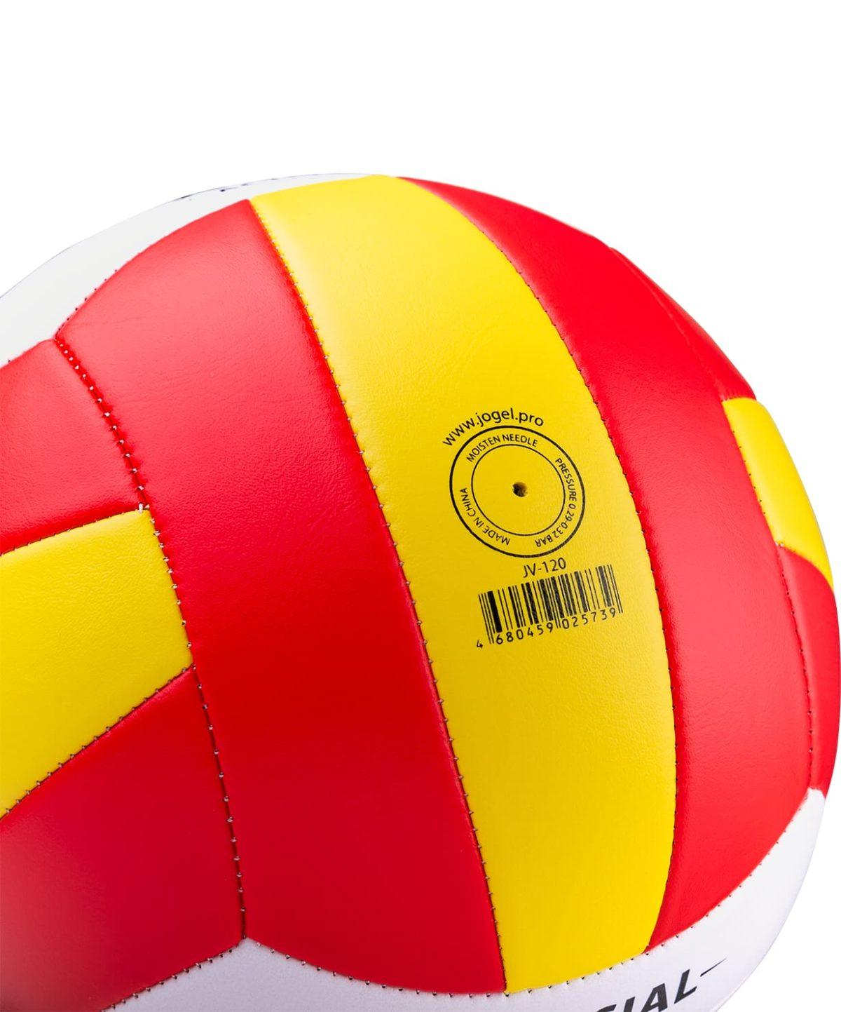 JOGEL Мяч волейбольный  JV-120 №5 - 3