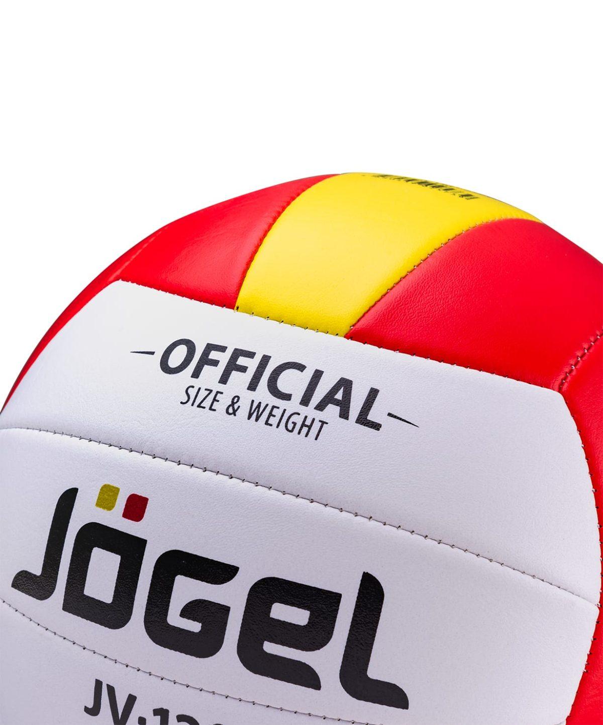 JOGEL Мяч волейбольный  JV-120 №5 - 4