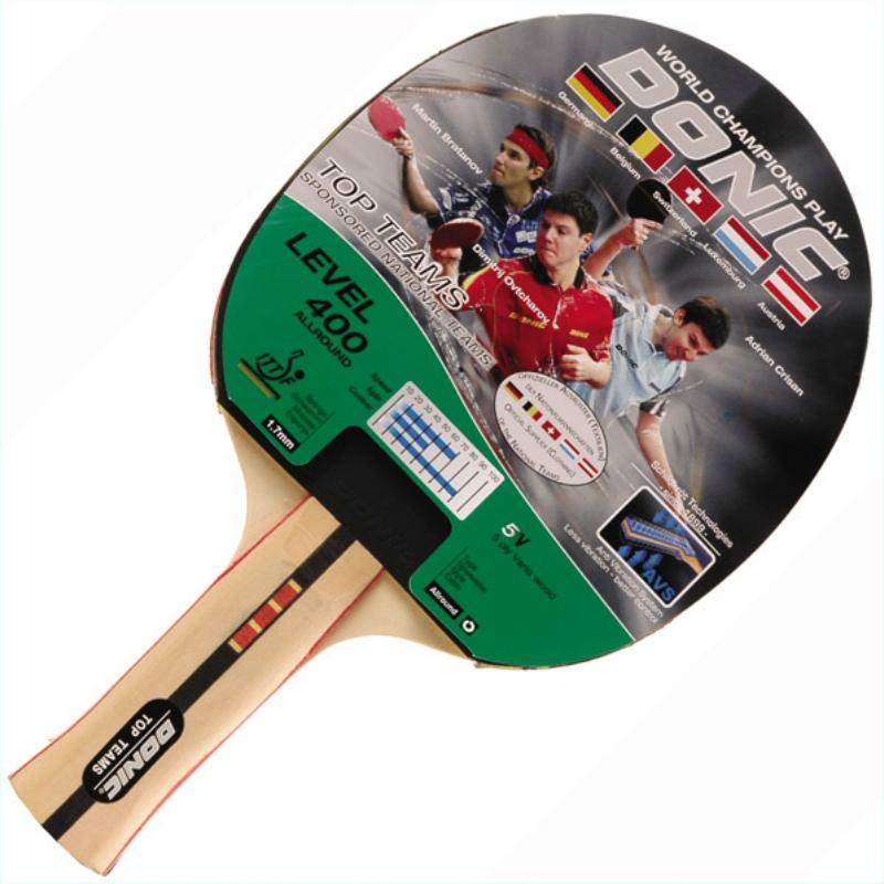 DONIC Teams 400  Ракетка для настольного тенниса  715053 - 1