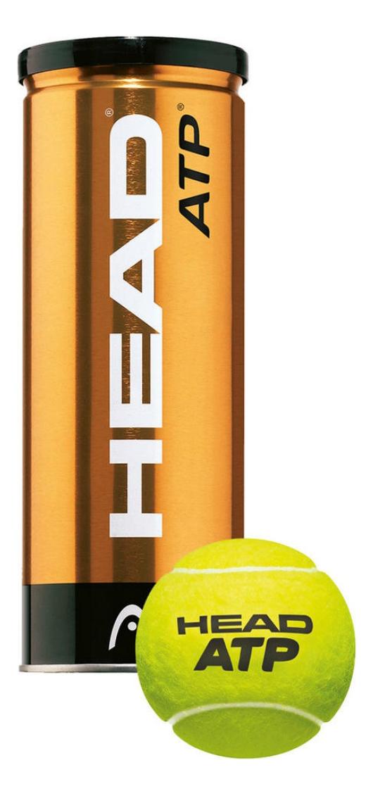 HEAD ATР 3B мяч для большого  тенниса - 1