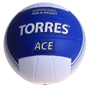 TORRES Ace Мяч волейбольный V40065 №5 - 8