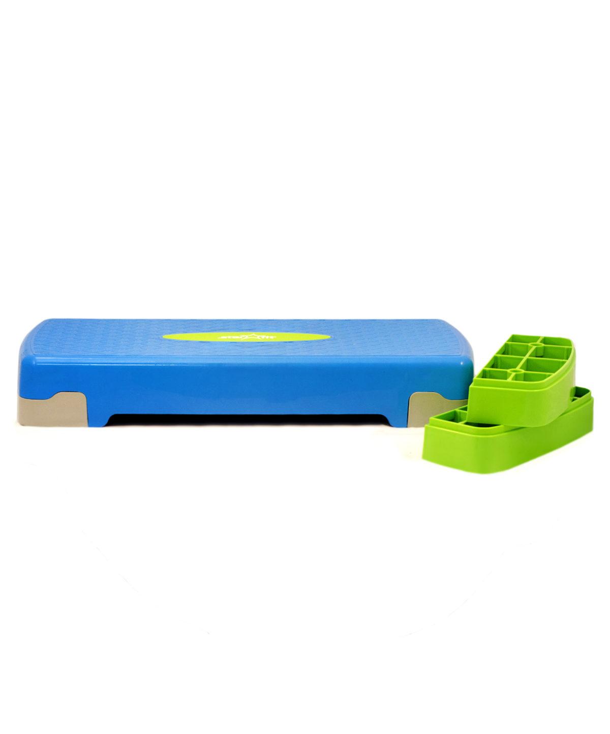STARFIT Степ-платформа, двухуровневая, 67,5х28,5х15см SP-101 - 2