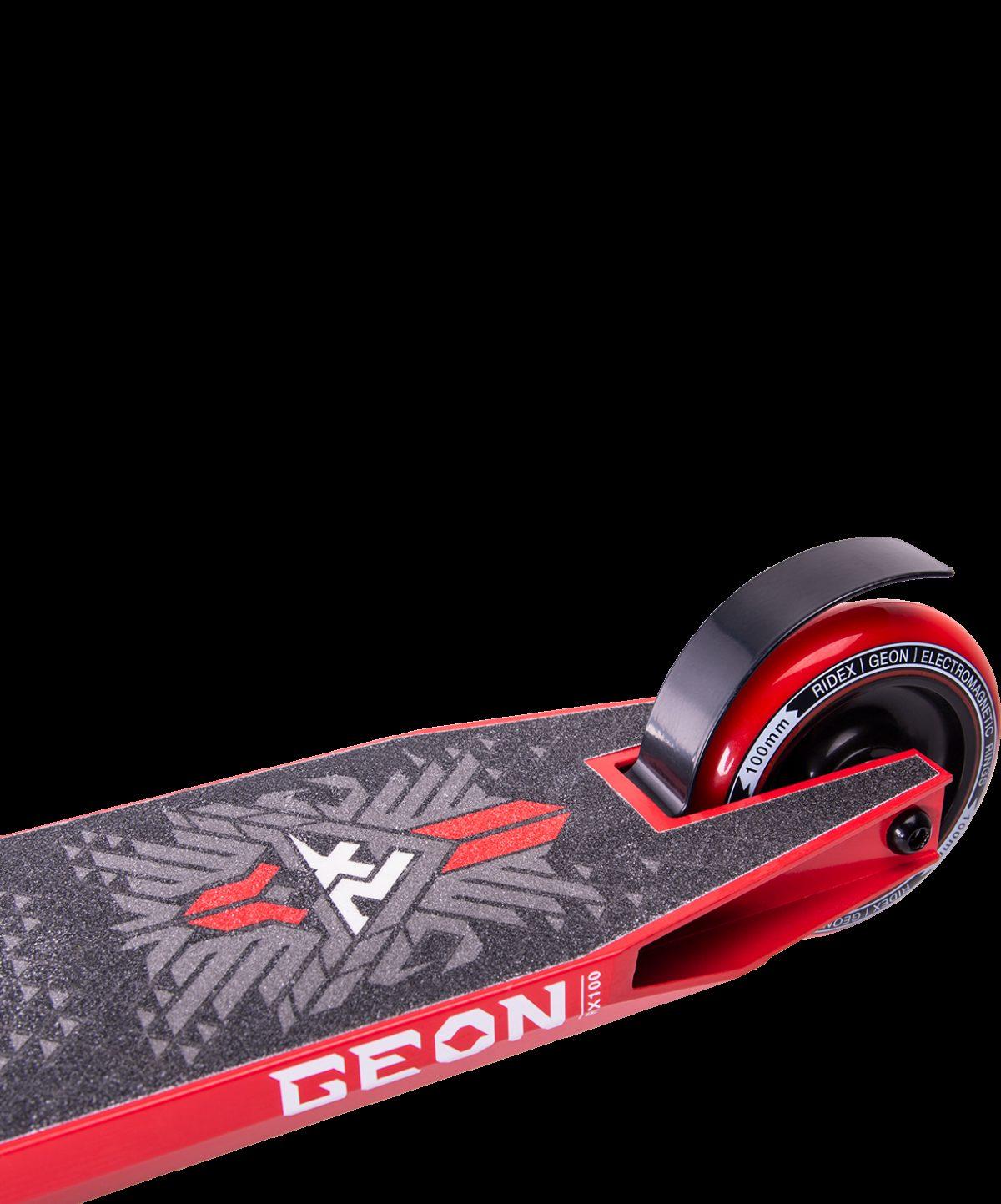 RIDEX Geon Red самокат трюковый - 2