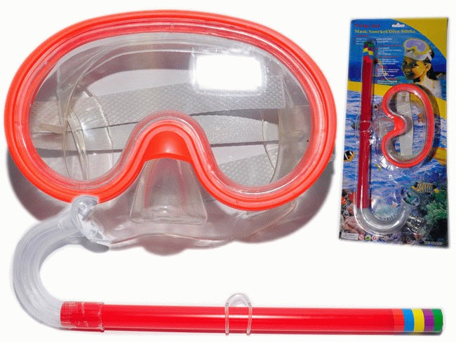 Набор для плавания, детский  2007-3 - 1