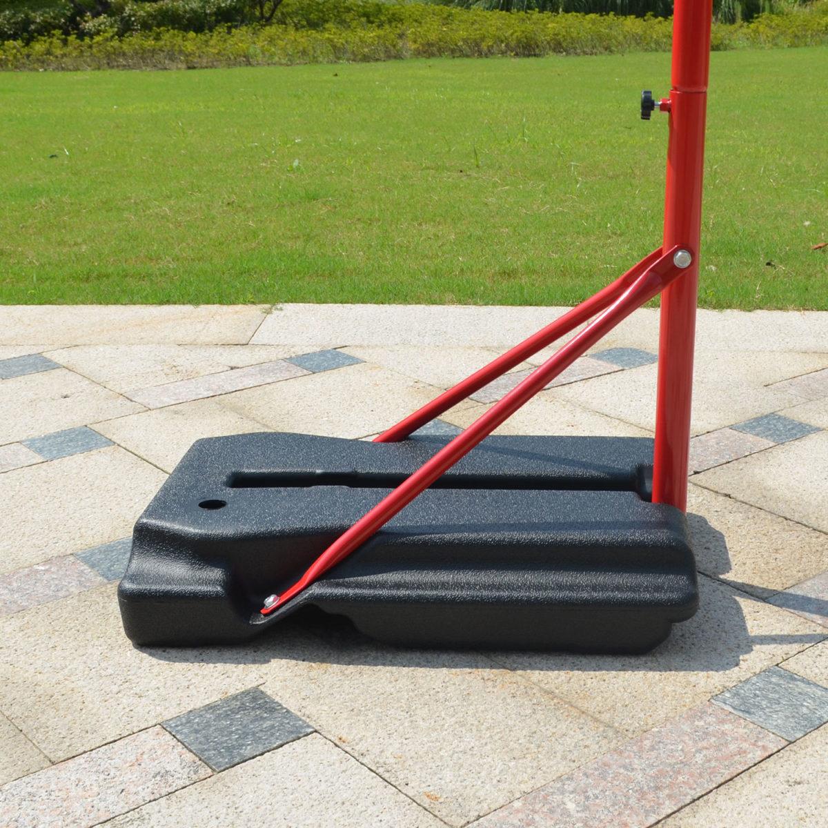 DFC мобильная баскетбольная стойка  KIDSB2 - 4