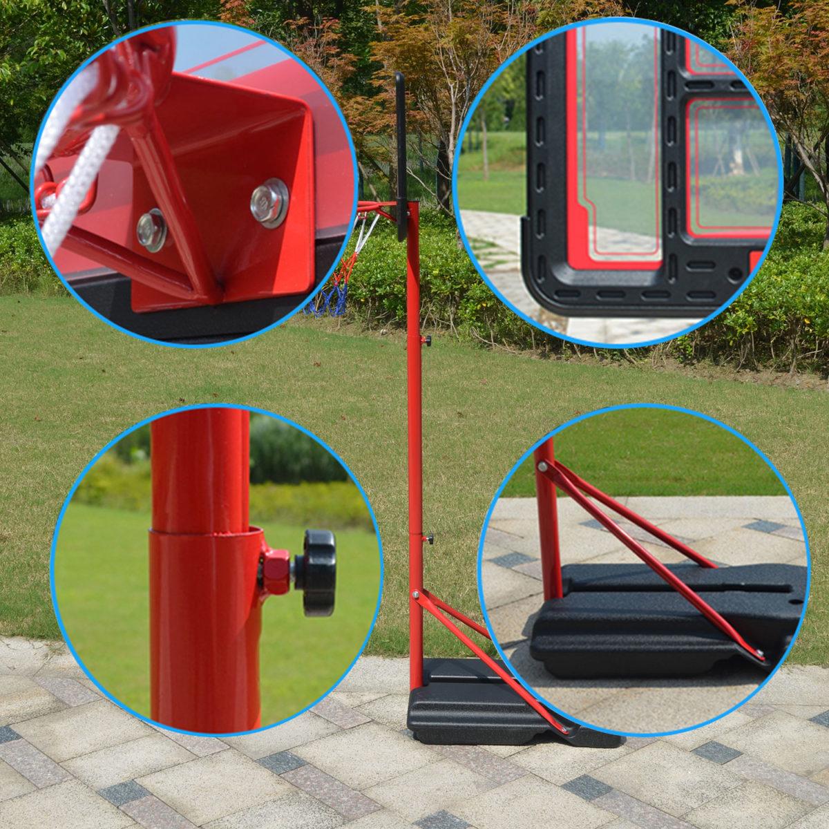 DFC мобильная баскетбольная стойка  KIDSB2 - 7