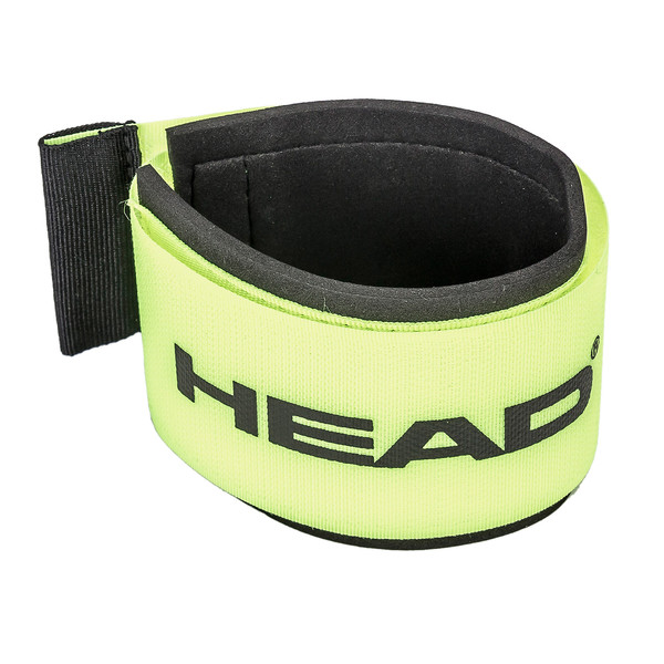 HEAD Neon yellow Ski Fix Фиксатор-липучка для пары лыж  389024 - 1