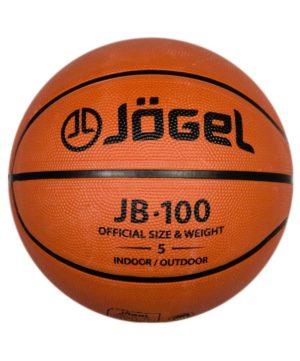 JOGEL Мяч баскетбола JB-100 №5 - 9