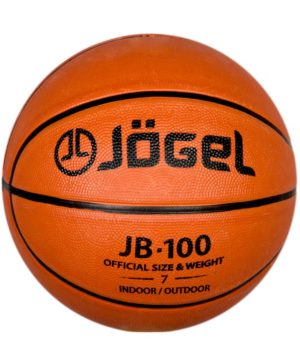 JOGEL Мяч баскетбольный JB-100 №7 - 11