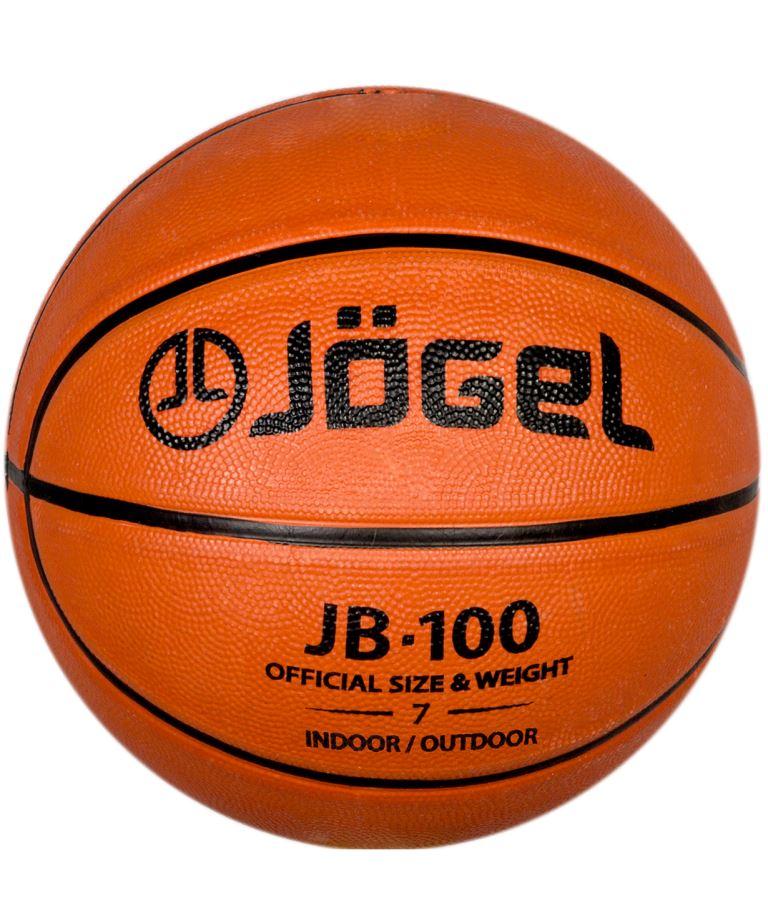 JOGEL Мяч баскетбольный JB-100 №7 - 1