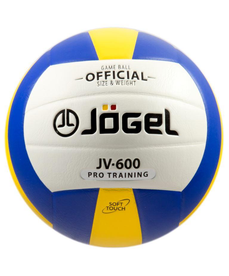 JOGEL Мяч волейбольный JV-600 №5 - 1