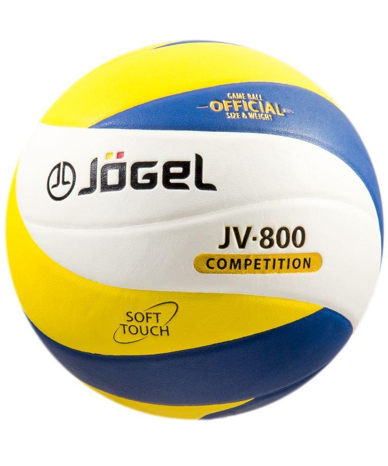 JOGEL Мяч волейбольный JV-800 №5 - 1
