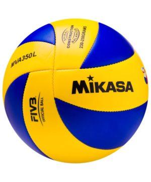 MIKASA Мяч волейбольный MVA350L №5 - 9