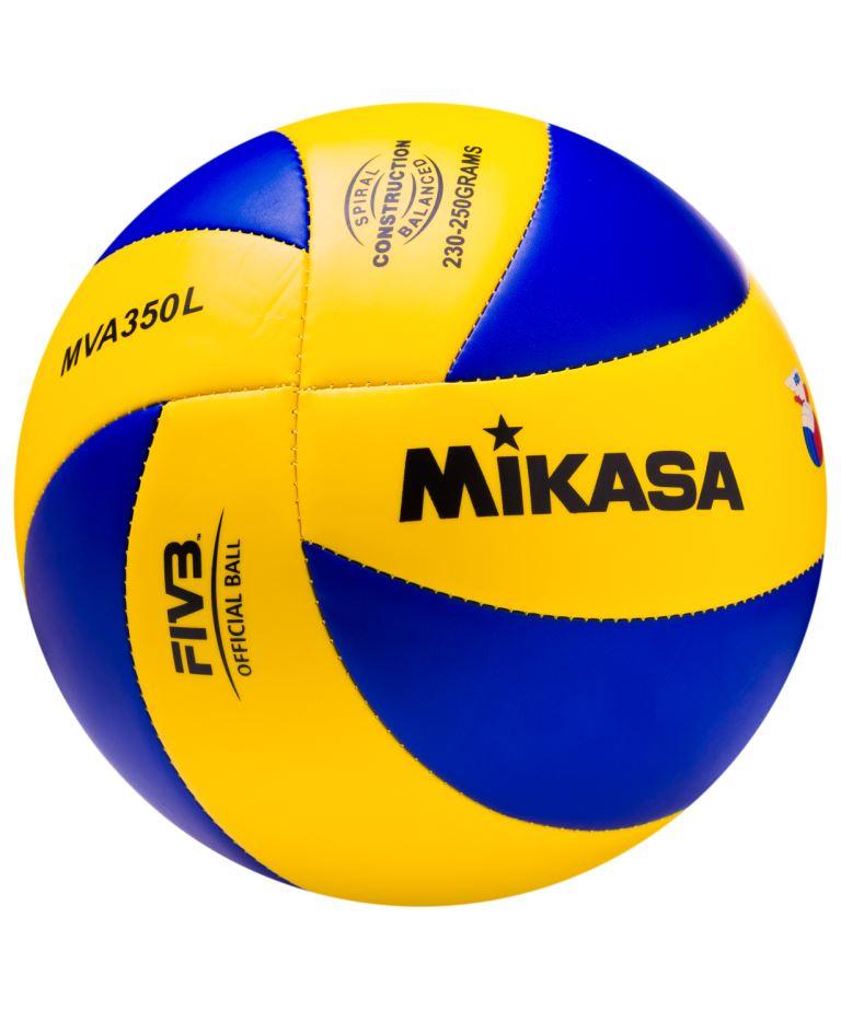 MIKASA Мяч волейбольный MVA350L №5 - 1