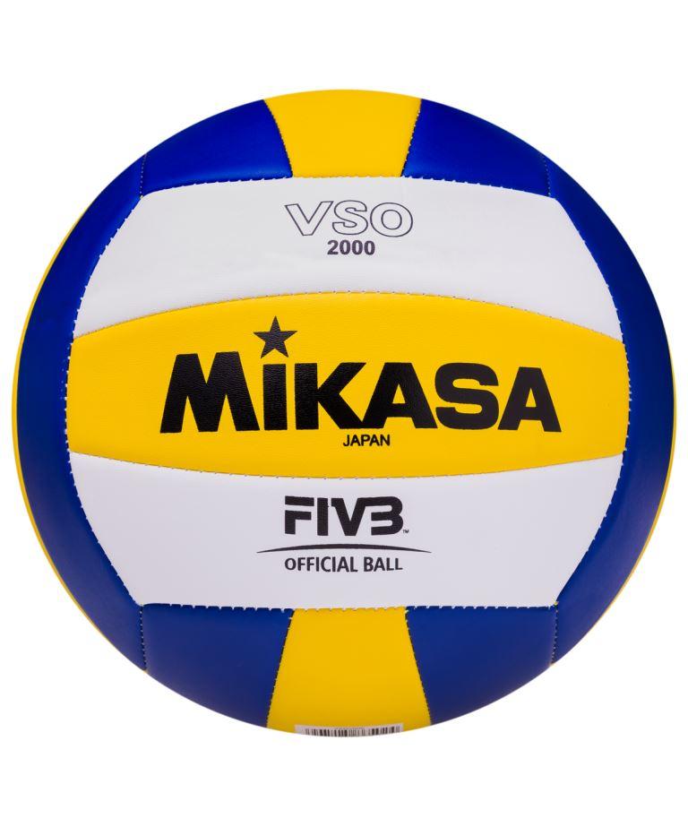 MIKASA Мяч волейбольный VSO2000 №5 - 1