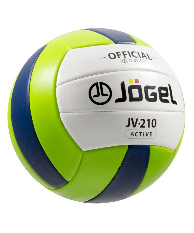 JOGEL Мяч волейбольный JV-210 №5 - 1