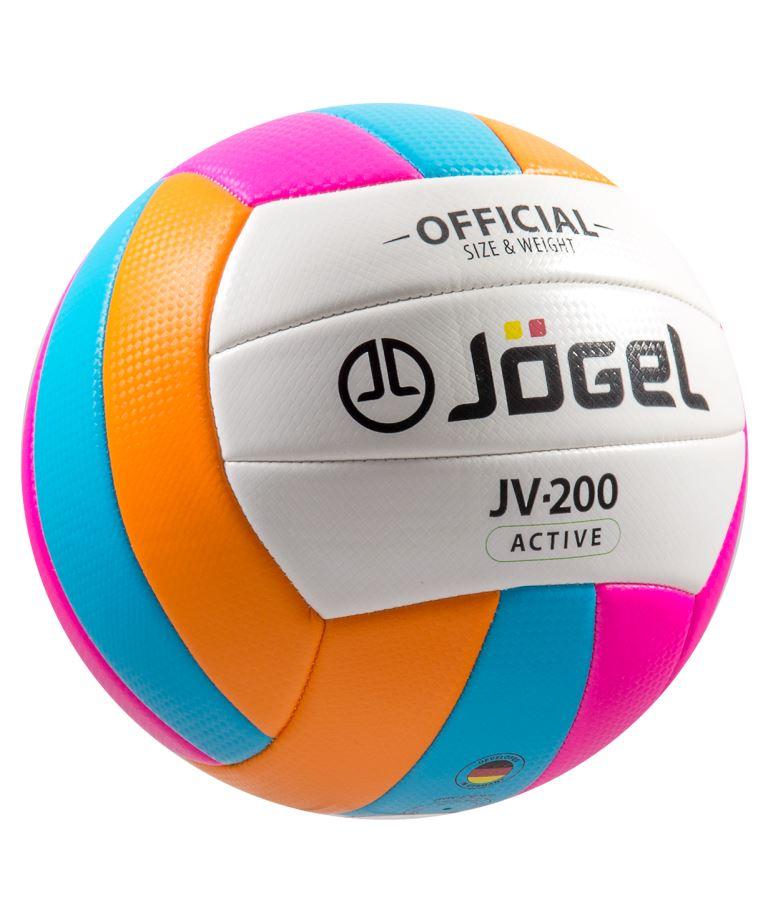 JOGEL Мяч волейбольный JV-200 №5 - 1