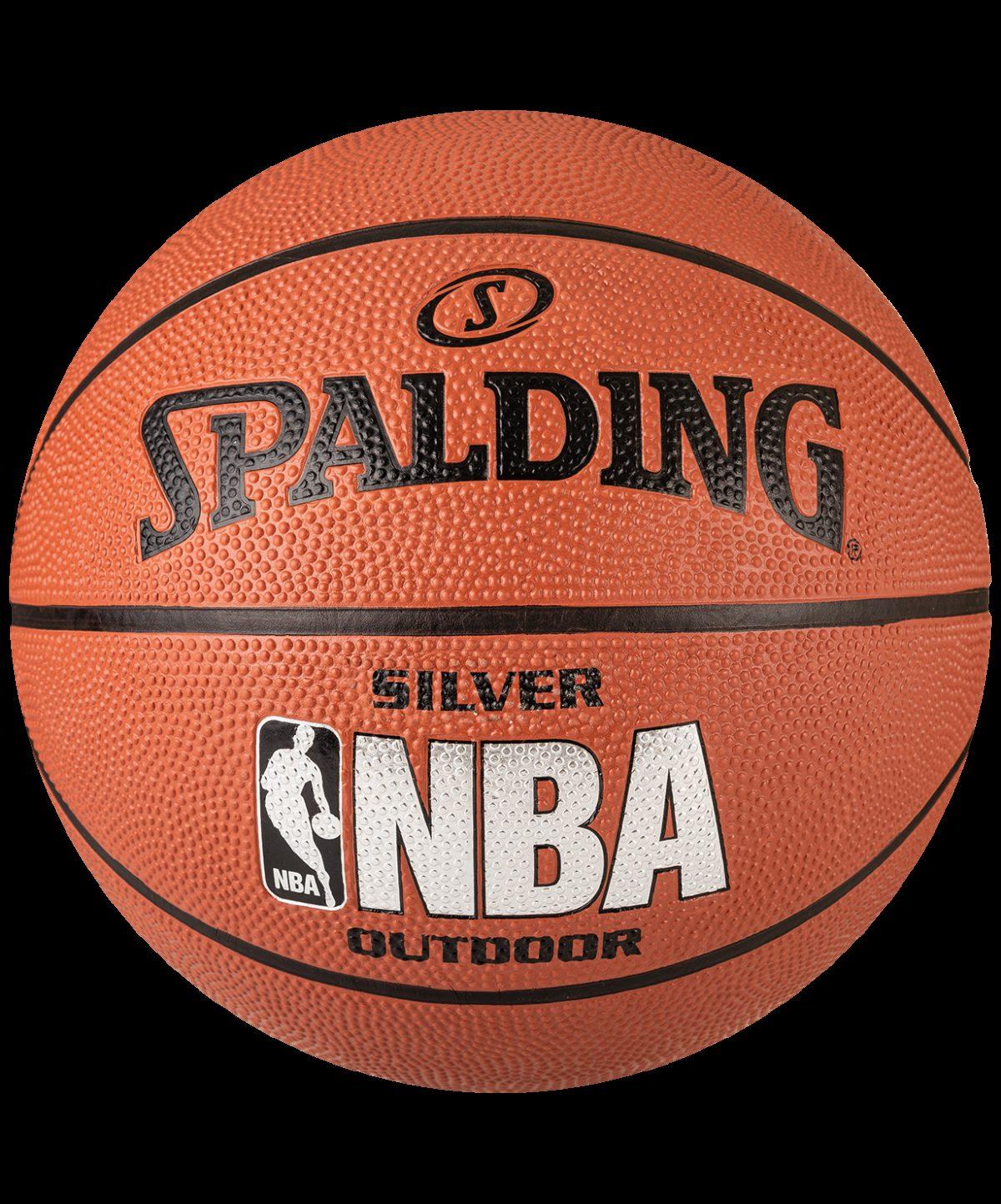 SPALDING NBA Silver мяч баскетбольный №6 - 1