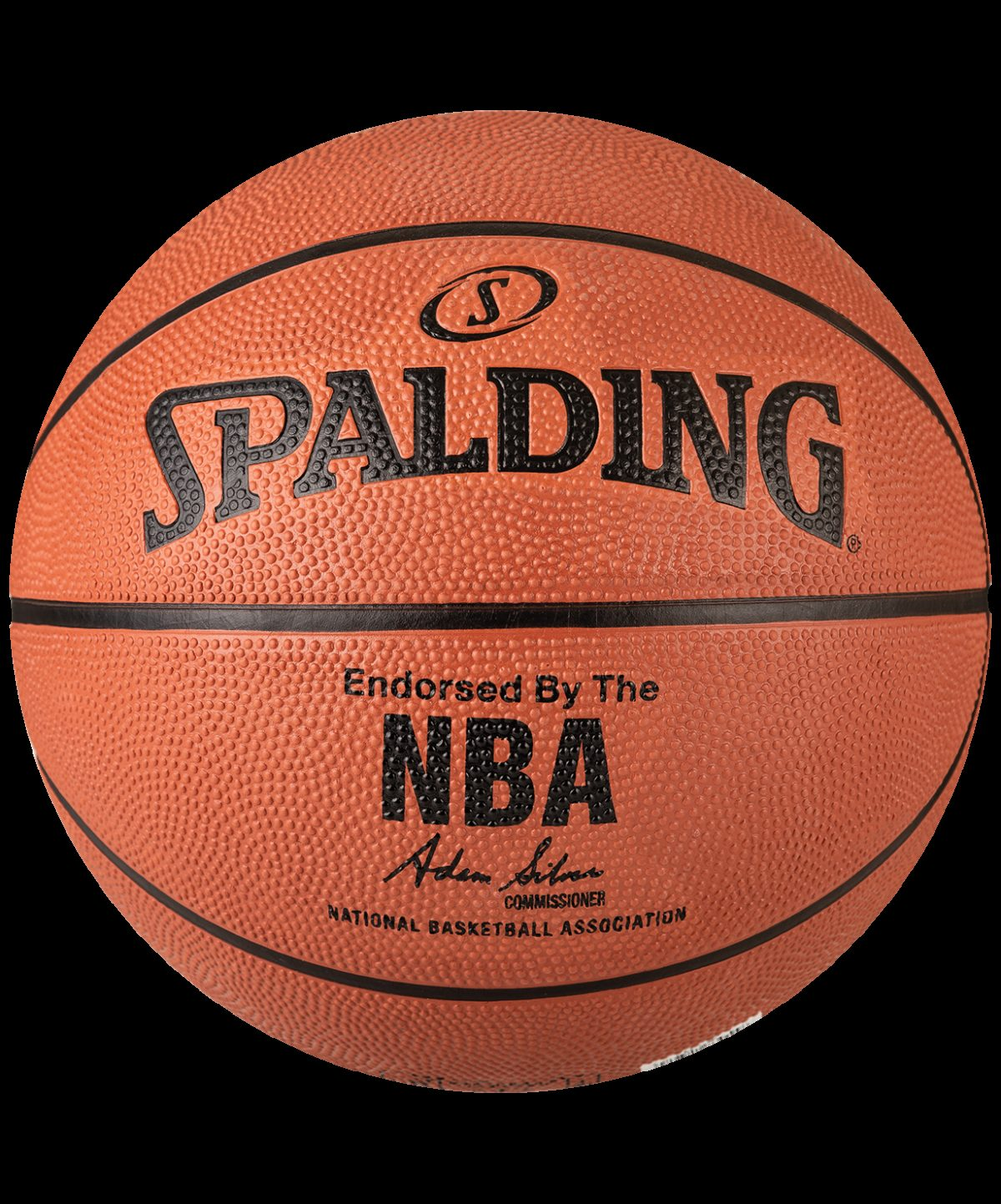 SPALDING NBA Silver мяч баскетбольный №6 - 2