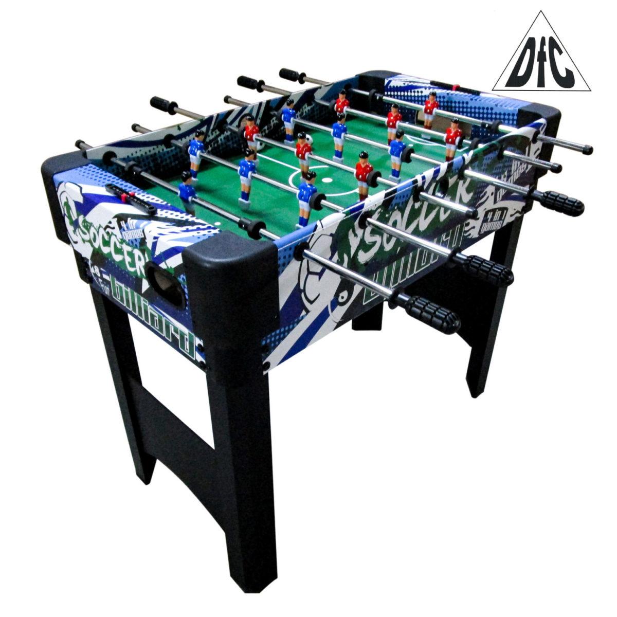 DFC FUN 4 в 1 Игровой стол - трансформер  GS-GT-1205 - 1