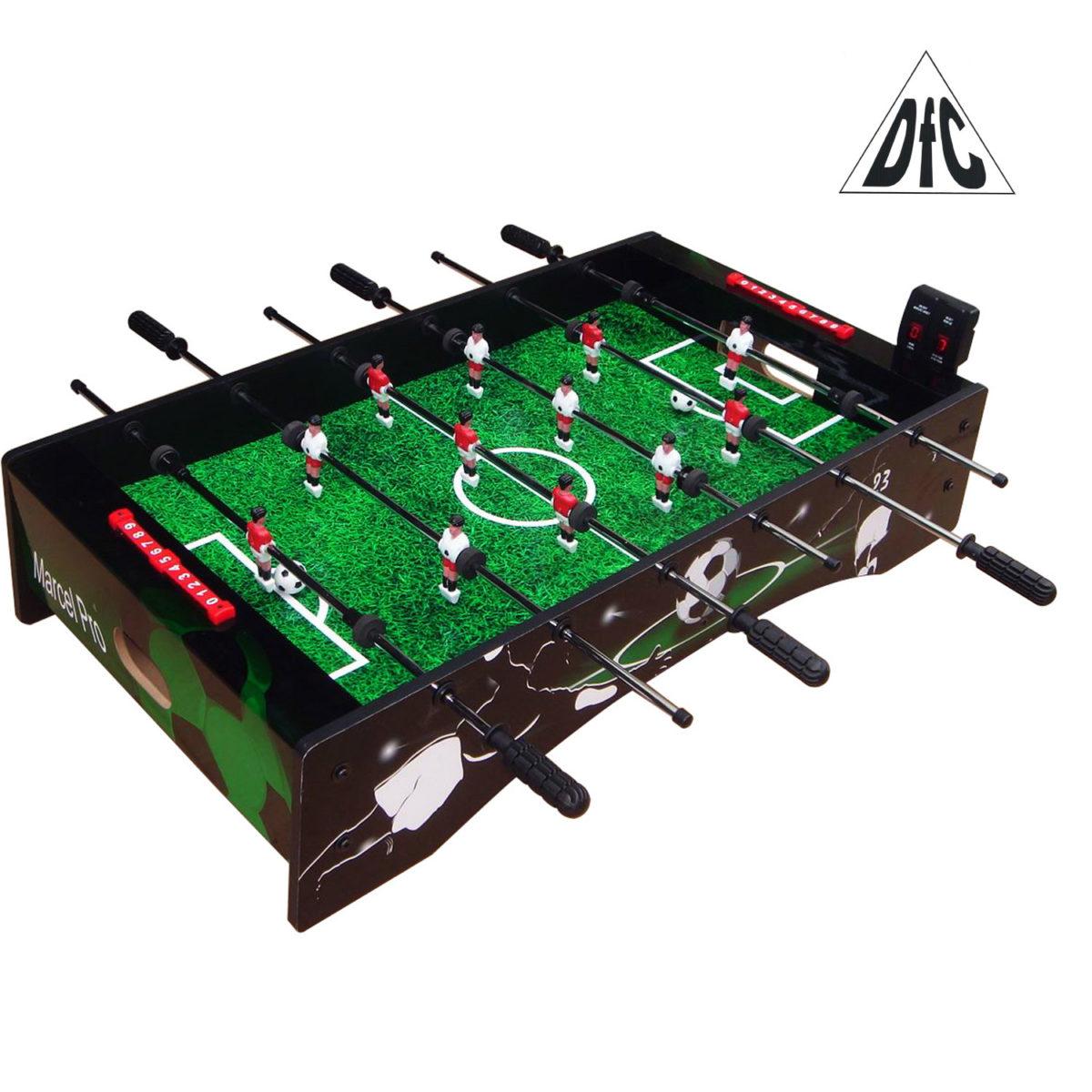 DFC Marcel Pro Игровой стол футбол  GS-ST-1275 - 1