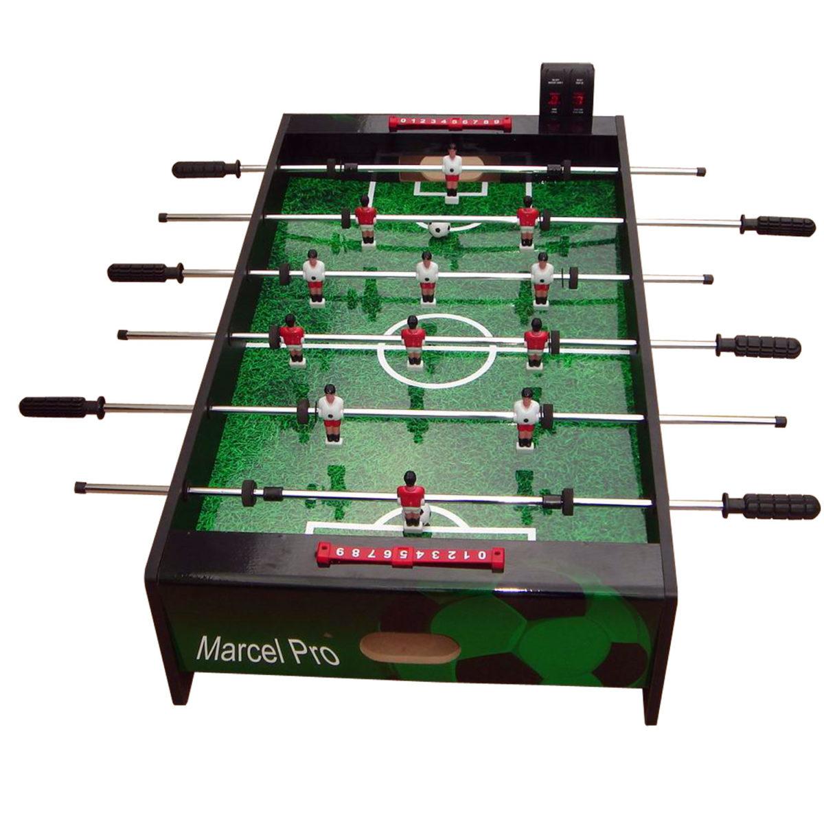 DFC Marcel Pro Игровой стол футбол  GS-ST-1275 - 2