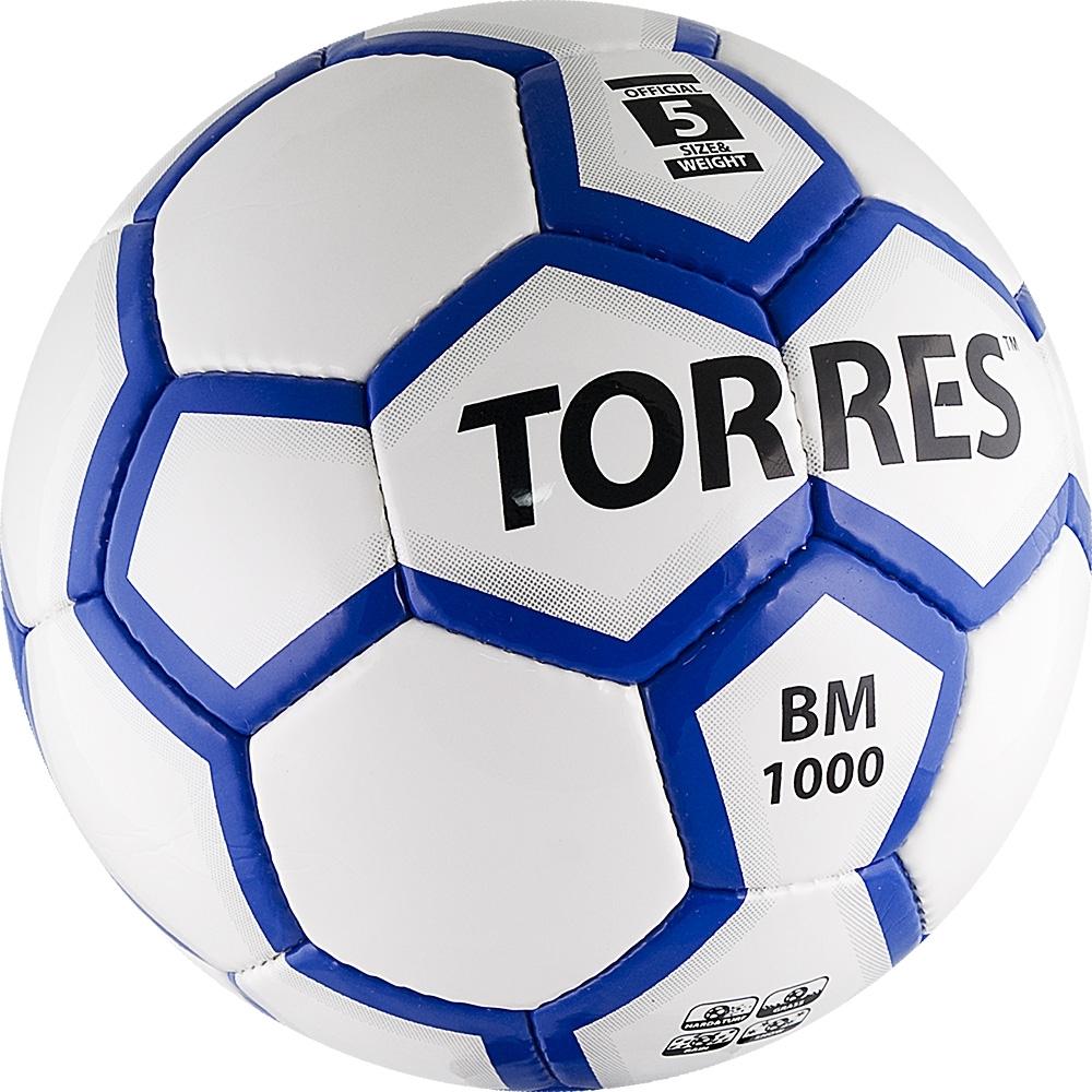 TORRES BM1000 мяч футбольный - 1