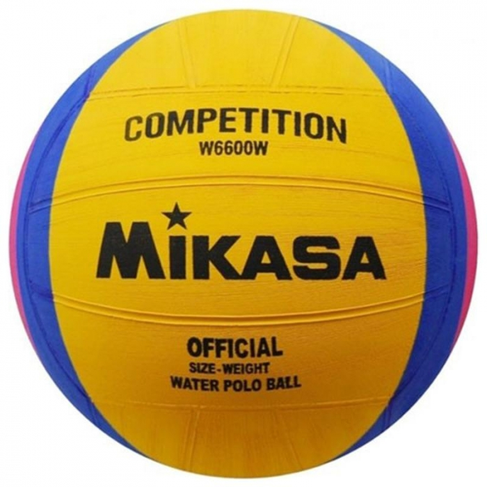 MIKASA Мяч для водного поло  W6600W №5 - 1