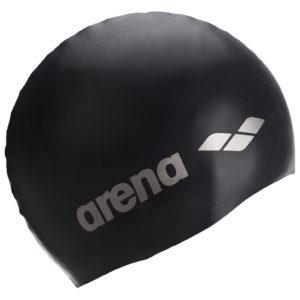 ARENA Classic Silicone Cap black Шапочка для плавания  91662 55 - 4