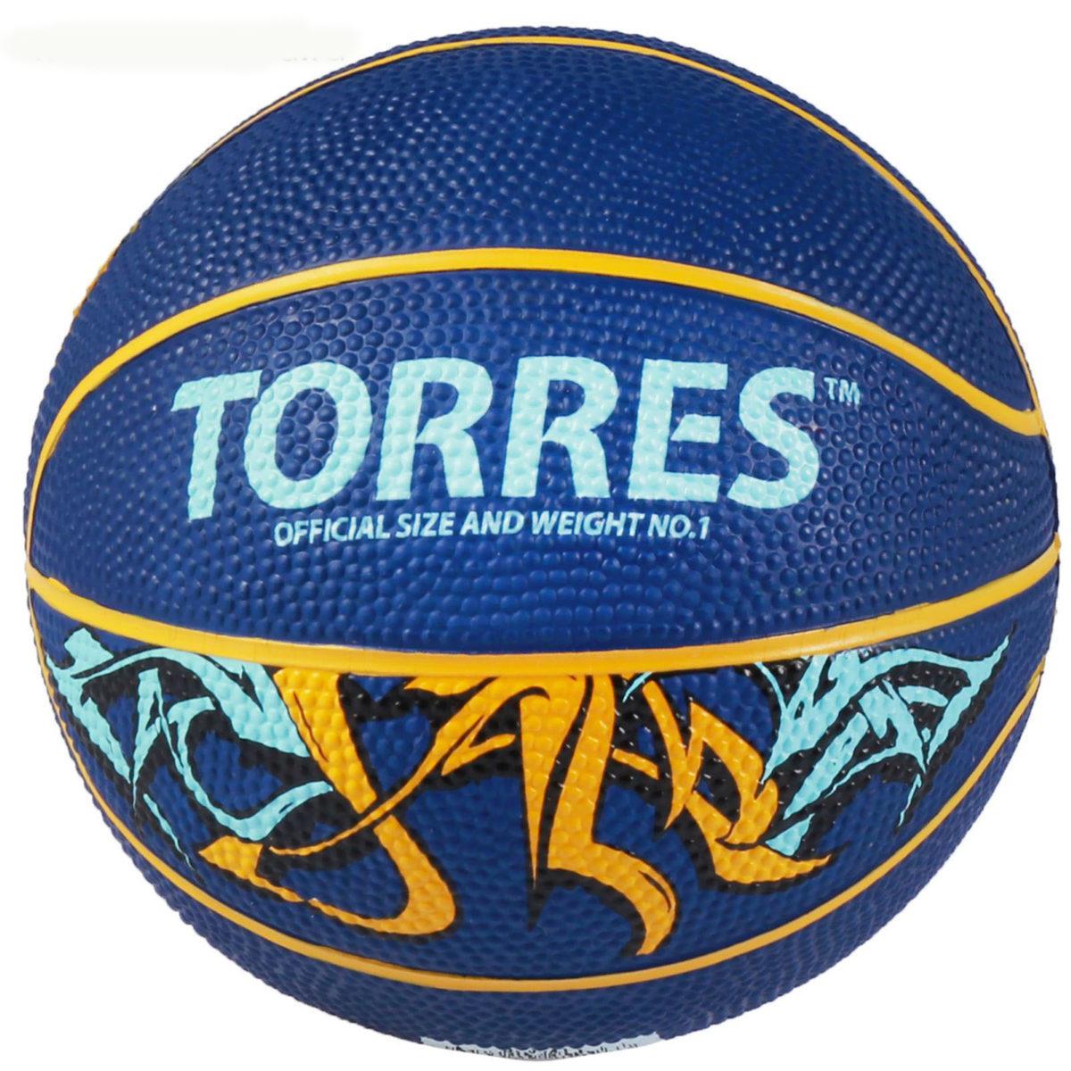 TORRES Jam мяч баскетбольный - 1