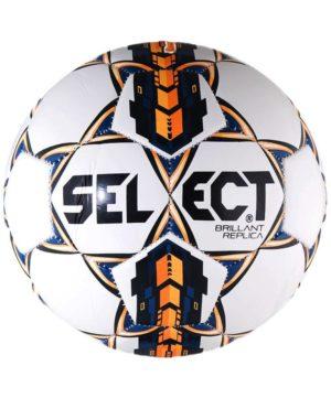 SELECT Brilliant Replica Мяч футбольный  1396 №5 - 19