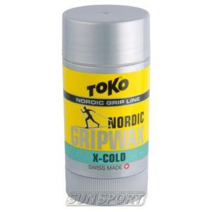 TOKO Мазь держания Nordic Grip Wax X-Cold 25 гр.  5508754 - 20
