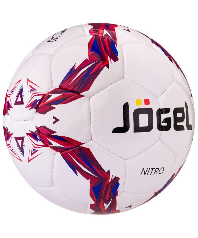 JOGEL Nitro Мяч футбольный  JS-710 №5 - 1