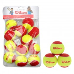 WILSON Мяч для большого тенниса Starter Red   WRT137100 - 7