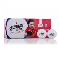 DHS 1* Мяч для настольного тенниса  CF40С - 1