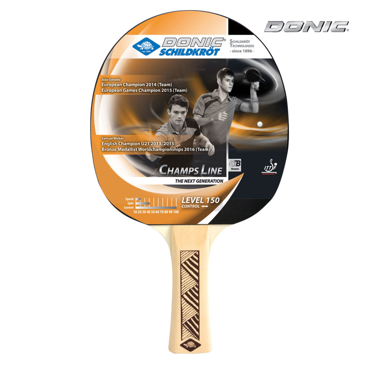 DONIC Champs 150 набор для настольного тенниса - 2