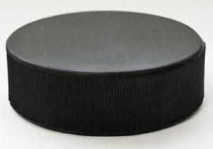 Шайба хоккейная большая  0-010 - 1