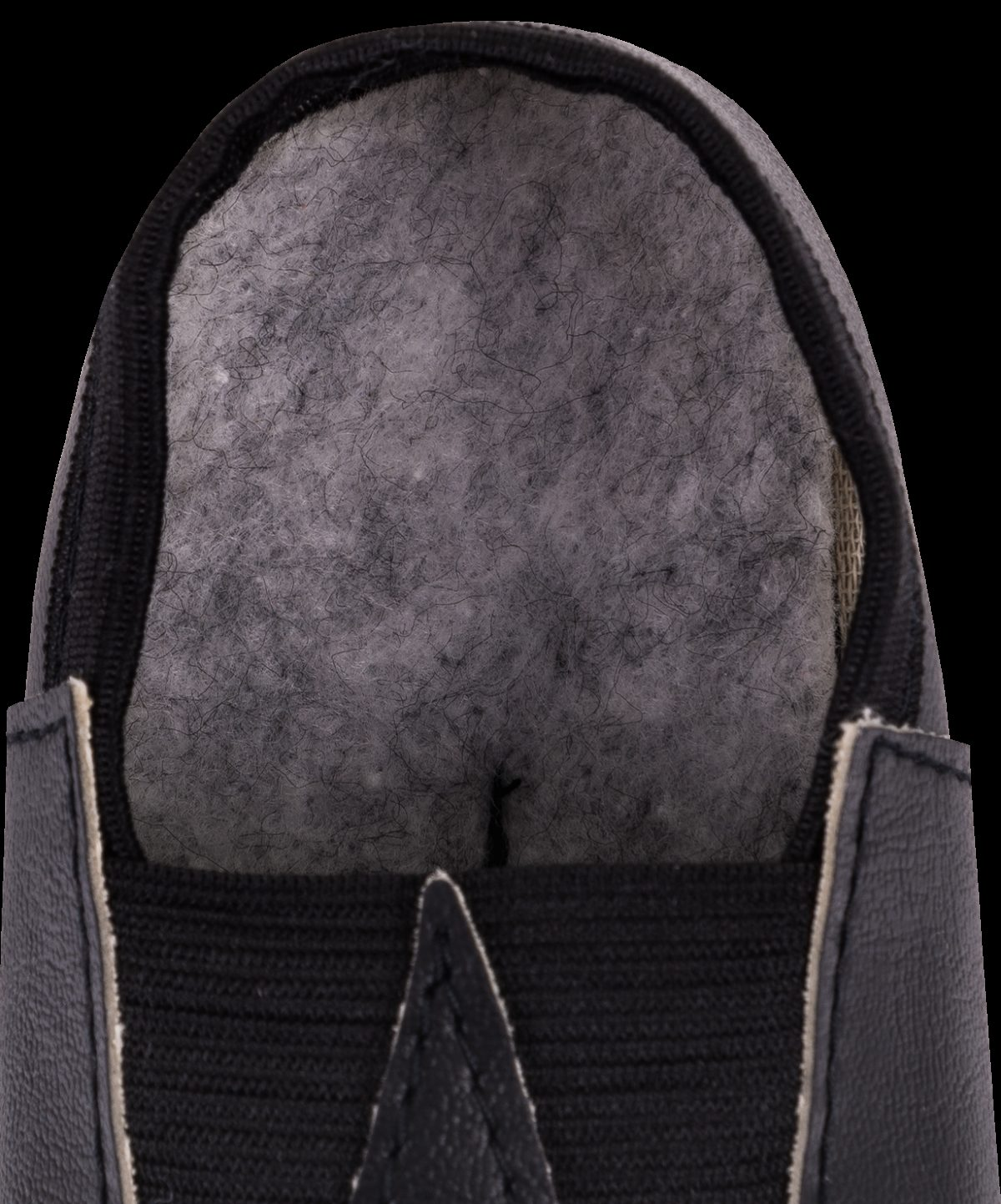 Чешки классические кожзам  3740: чёрный - 2