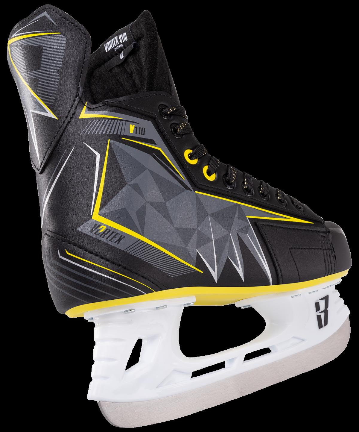 ICE BLADE Коньки хоккейные Vortex V110 - 4