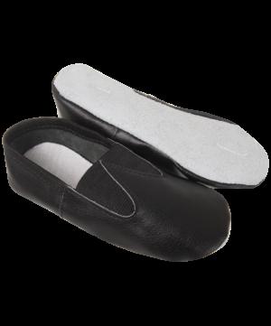 Чешки классические кожа  2931: чёрный - 4