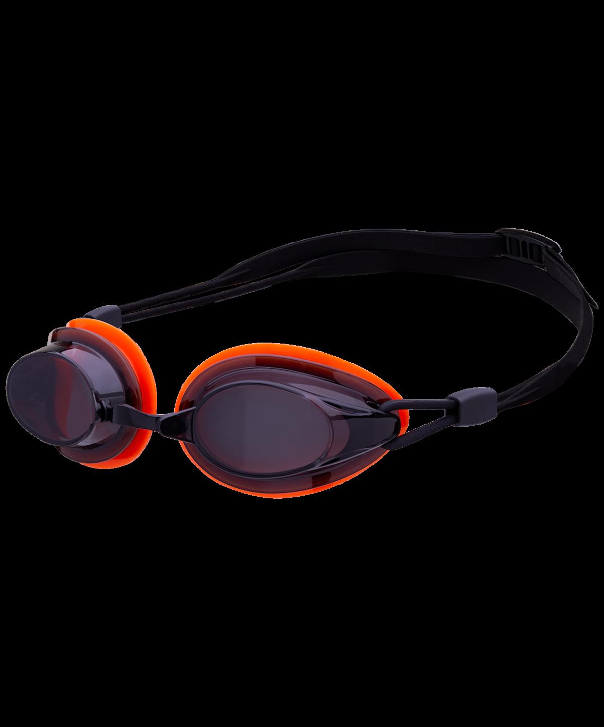 LONGSAIL Spirit Очки для плавания  L031555: черный/оранжевый - 1