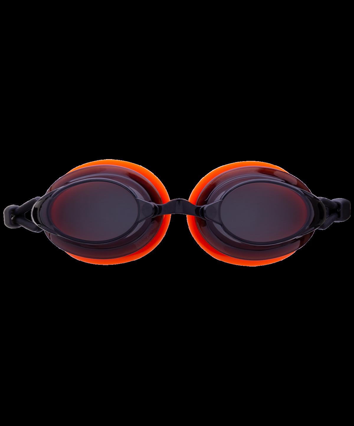 LONGSAIL Spirit Очки для плавания  L031555: черный/оранжевый - 2
