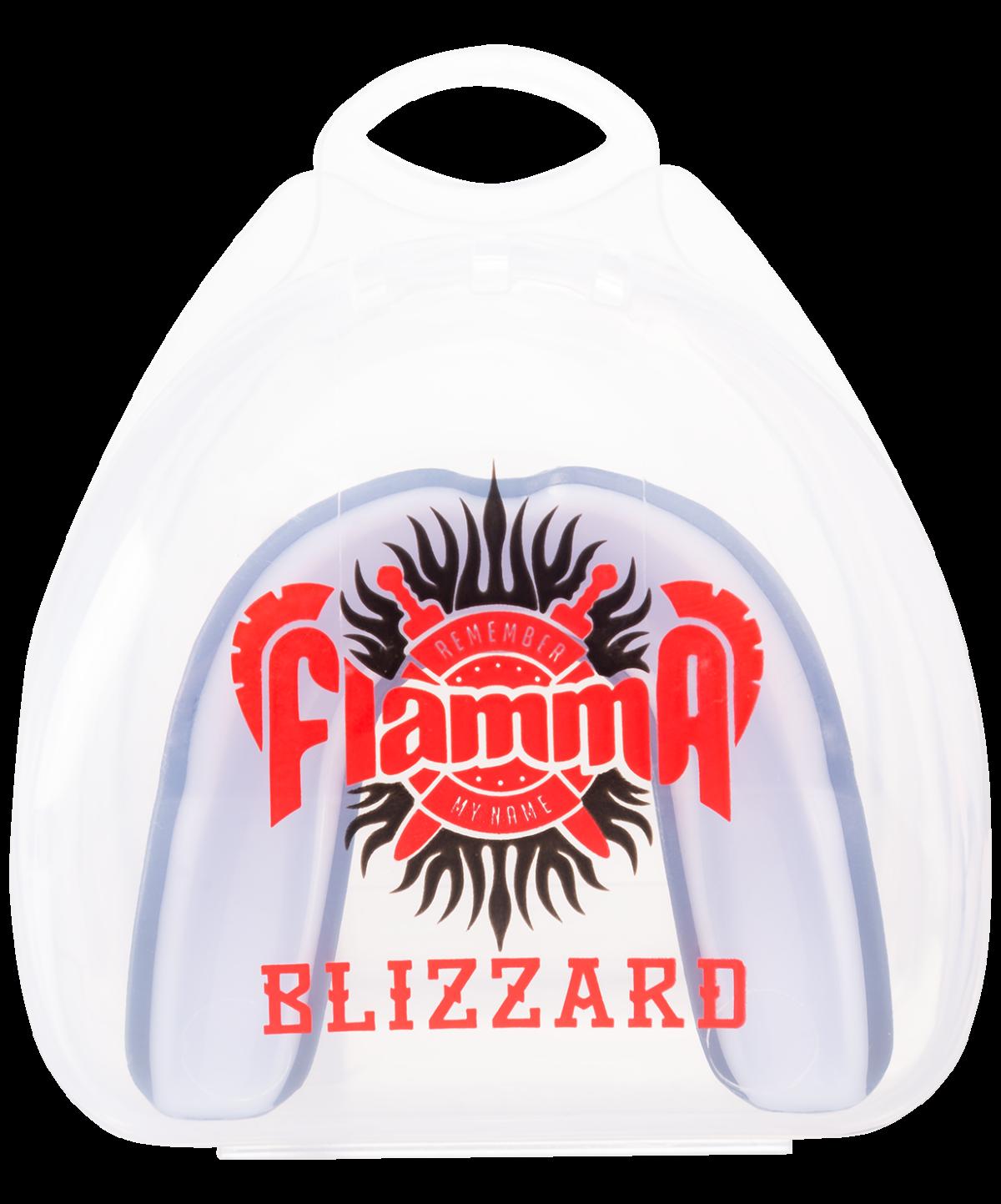 FLAMMA  Капа с футляром, взрослая Blizzard  MGF-031 mstr взрос. - 5
