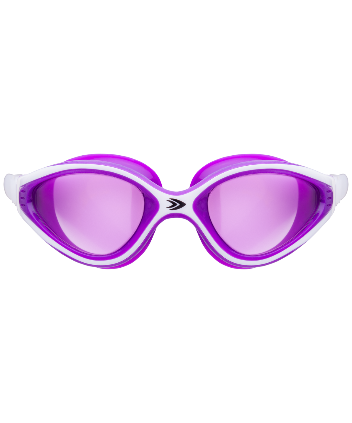 LONGSAIL Serena Очки для плавания  L011002: белый/фиолетовый - 2