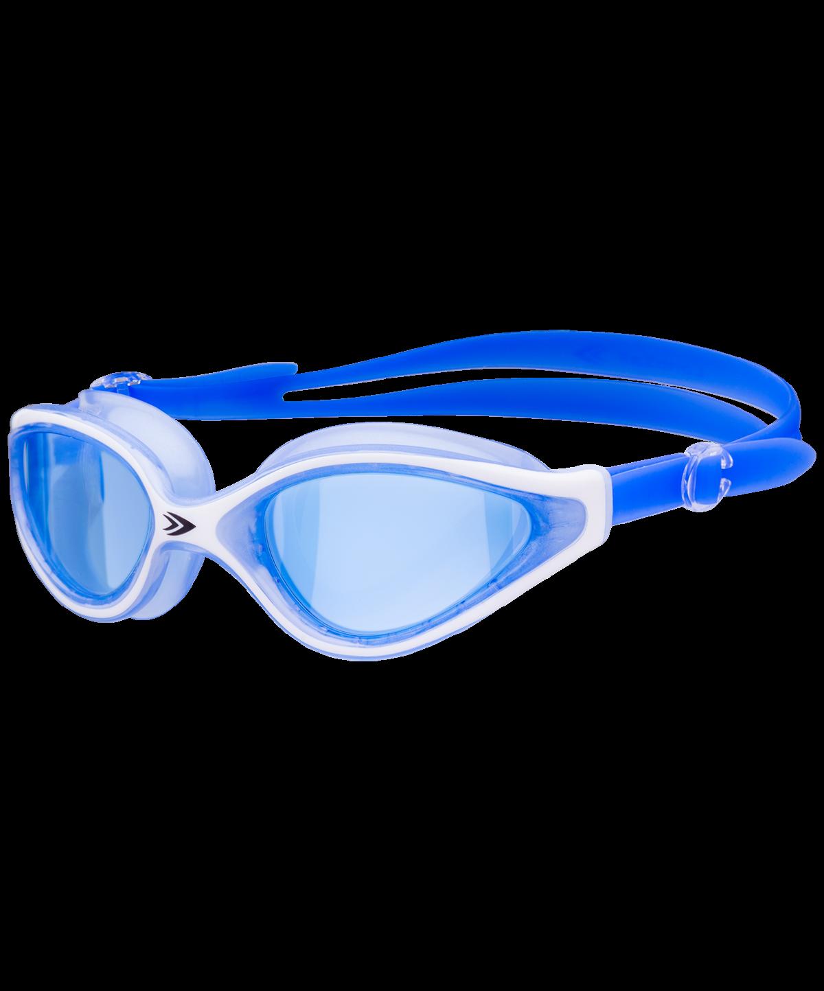 LONGSAIL Serena Очки для плавания  L011002: синий/белый - 1