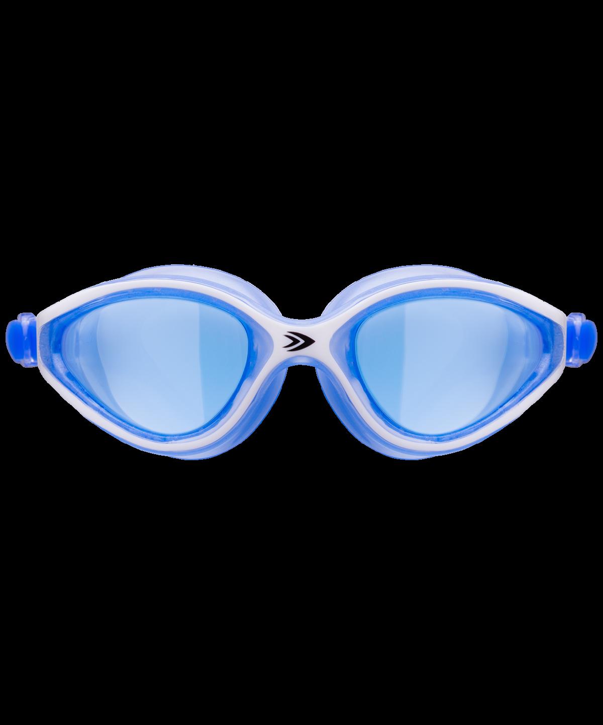 LONGSAIL Serena Очки для плавания  L011002: синий/белый - 2