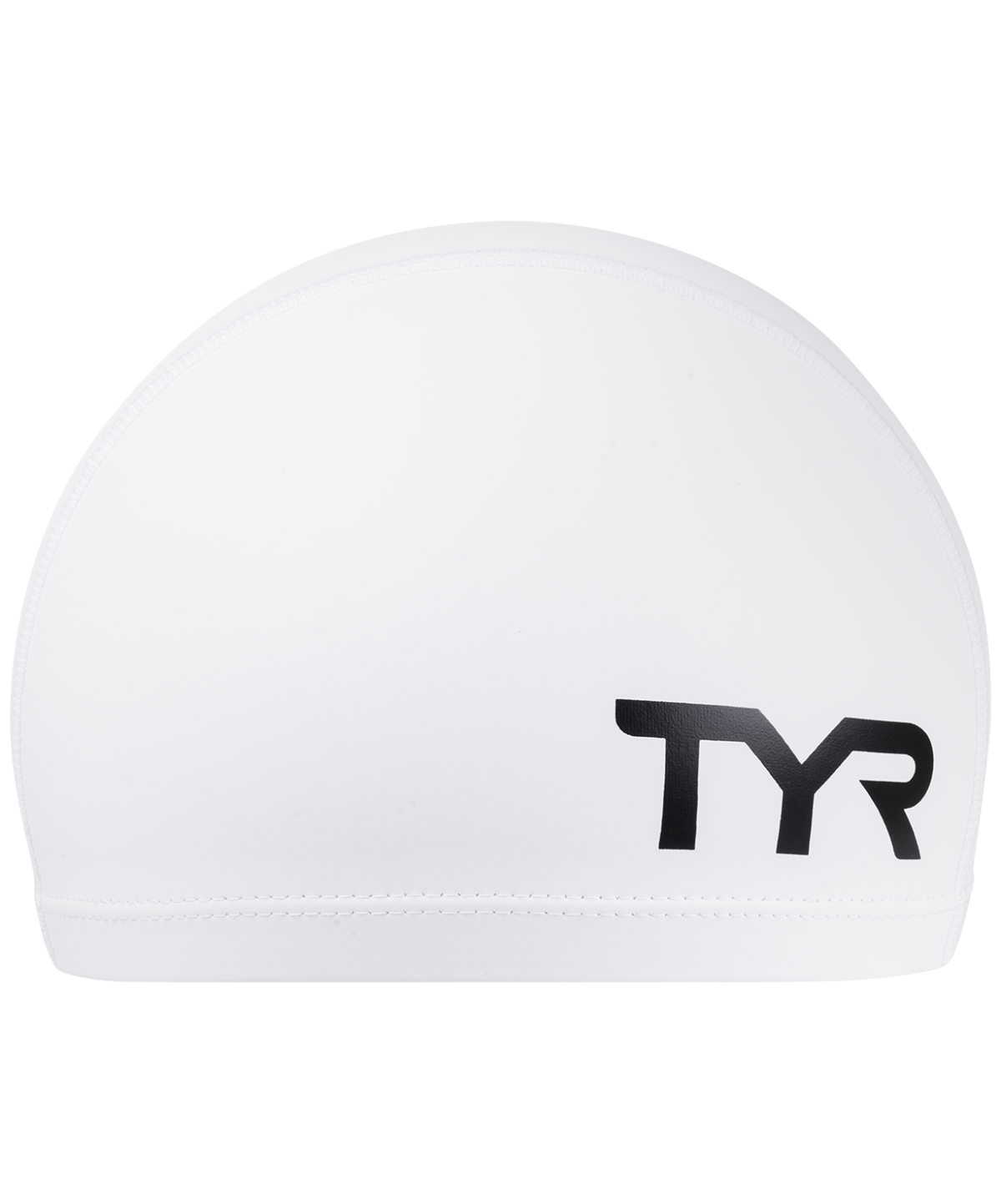 TYR Silicone Comfort Swim Cap Шапочка для плавания  LSCCAP: белый - 2