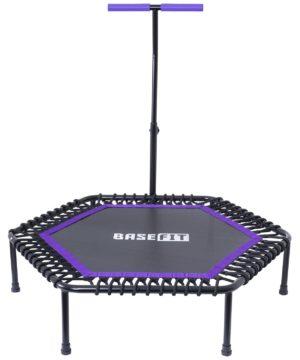 BASEFIT Батут 112 см. фиолетовый  TR-401 - 1